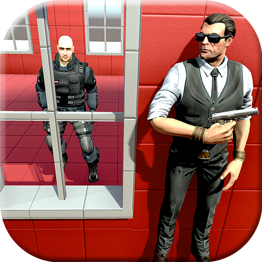 Secret Agent Spy Mission Game