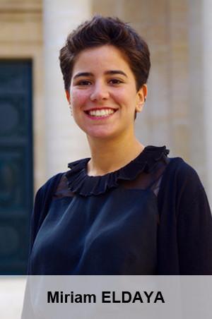Découvrir le profil de Miriam ELDAYA