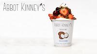 Angebot für 400ml Abbot Kinney's pflanzliche Joghurts im Supermarkt - Abbot Kinney'S