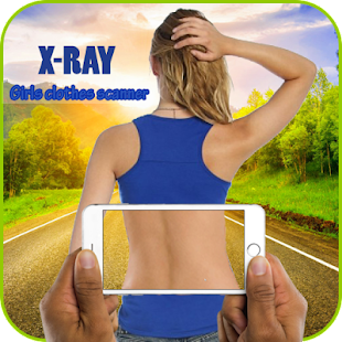 X-Ray Cloth Remover:Girl Scanner Simulator - náhled