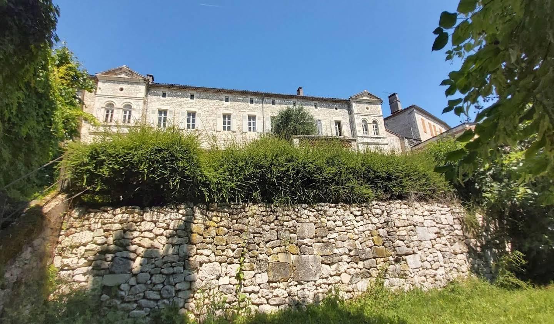 Maison avec jardin et terrasse Montpezat-de-Quercy