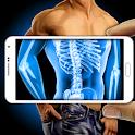 Scanner X-Ray Full Body Joke icon