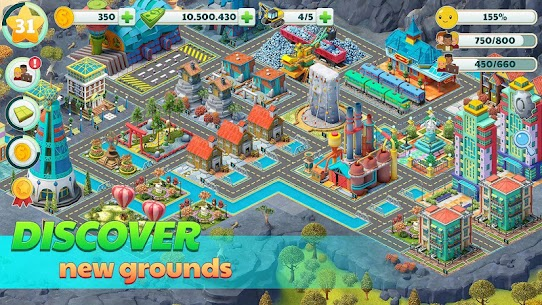 Town City MOD (Unlimited Shopping) 3