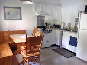 Photo: Cabins 1 & 2 kitchen area