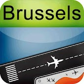Brussels Airport + Radar BRU