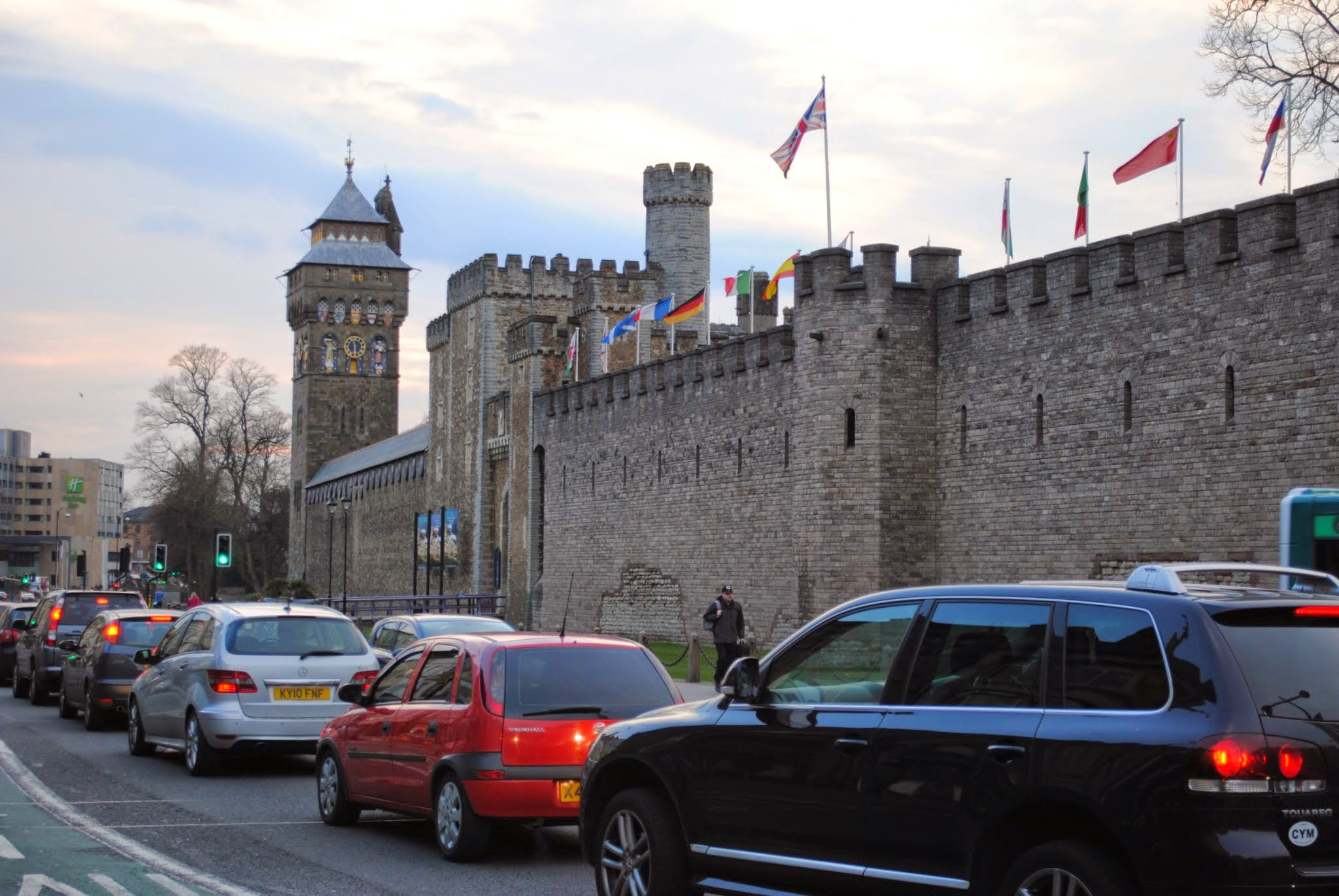 My Photos: Cardiff -- Cardiff Castle