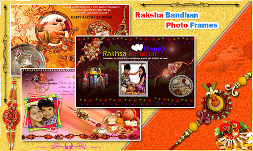 Rakhi Photo Frames New 1.0 screenshots 1