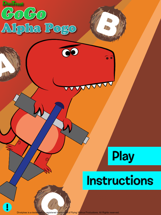 Gogo Alpha Pogo- screenshot