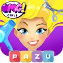 Hair Salon - Hairstyling game for kids OMG! girls icon