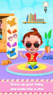 Sweet Newborn Baby Girl : Daycare & Babysitting Fun 5