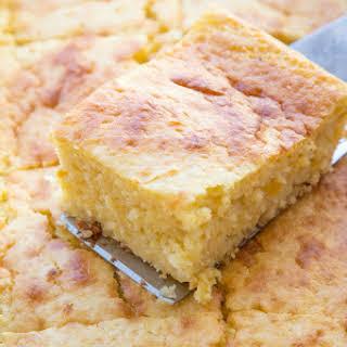 Sour Cream Cornbread.