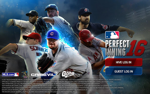 MLB PERFECT INNING 16 screenshot