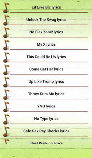 rae sremmurd unlock the swag lyrics