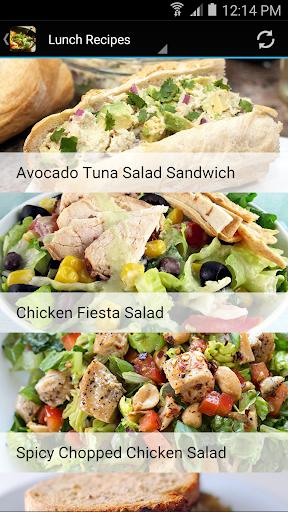 Healthy Weight Loss Recipes Screenshot