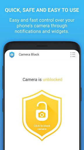 Camera Block Free - Anti spyware & Anti malware  screenshots 3