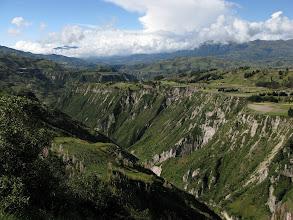 Photo: z quilotoa do chucchilan