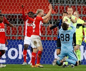 Referee Department spreekt zich uit over beide doelpunten in Standard - Club Brugge