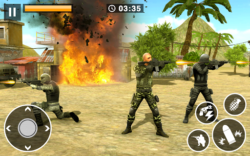 Counter Terrorist Critical Gun Strike 1.2 screenshots 3