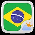 Portuguese(Brazilian)GOWeather icon