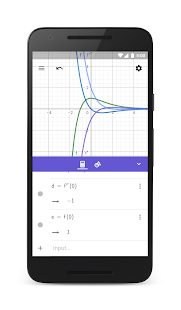 GeoGebra CAS Calculator- screenshot thumbnail