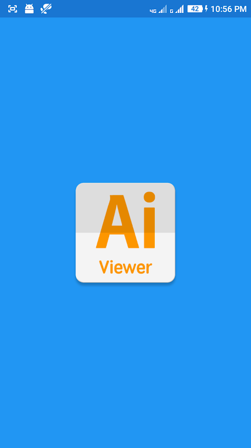 Ai illustrator viewer- screenshot
