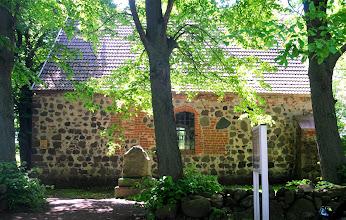 Photo: Dorfkirche Kraase   Feldsteinkirche aus dem 13. Jahrhundert