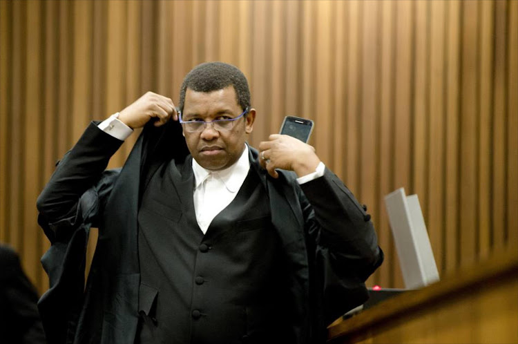 Advocate Daluxolo (Dali) Mpofu SC. File photo.