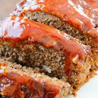 Best Ever Meatloaf.