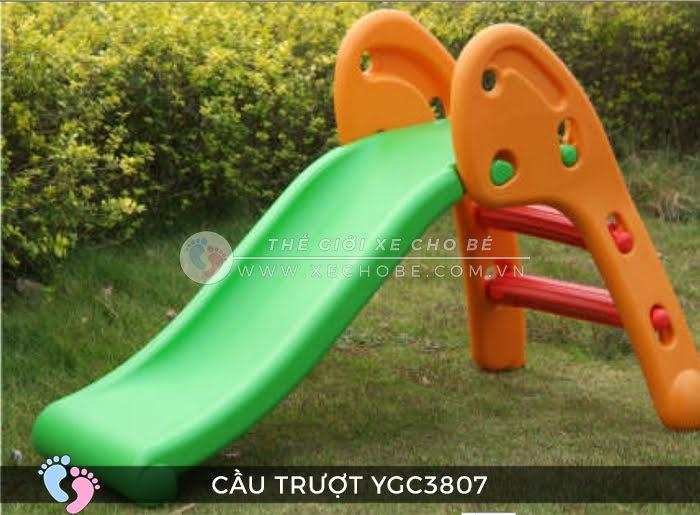 Cầu tuột cho trẻ em mini YGC-3807 5