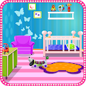 Baby Room Cleanup Games icon