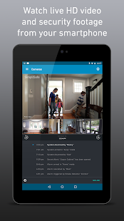 SimpliSafe Home Security App- screenshot thumbnail