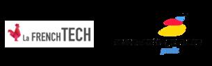 logos French tech et réseau entreprendre