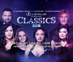 Lexus Proudly Presents - Classics 2018 : Sun Arena at Times Square