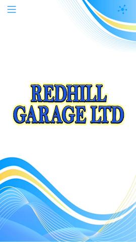 android Redhill Garage Ltd Screenshot 0