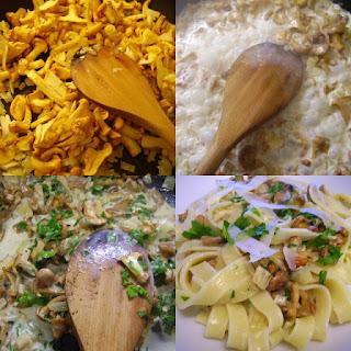 Italian Tagliatelle Timbale with Gravy #PastaWorld