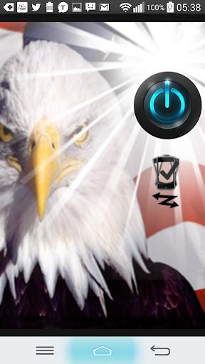 America Flashlight