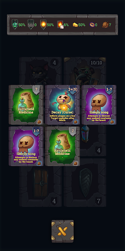 Look, Your Loot! - A card crawler 1.3 screenshots 3