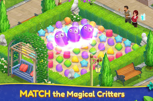 Royal Garden Tales - Match 3 Puzzle Decoration 0.9.7 screenshots 2