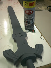 Photo: Looks great just primed!