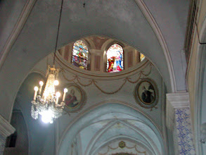 Photo: The dome of the church