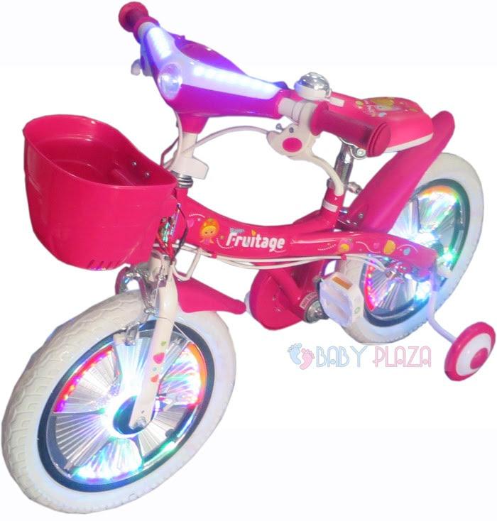 Xe đạp trẻ em 16-392 có nhạc đèn 3