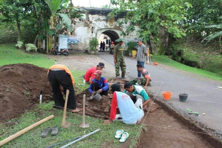 Benteng pendem Ngawi segera di robal untuk dijadikan destinasi wisata