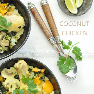 Coconut Chicken.