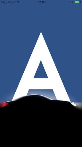 Meine Autohaus-App Screenshot