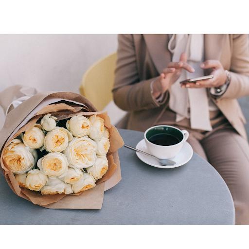 Cvjećara Podgorica online - Kafa i cvijeće