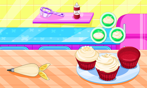 Butterfly muffins cooking game 1.0.1 screenshots 4