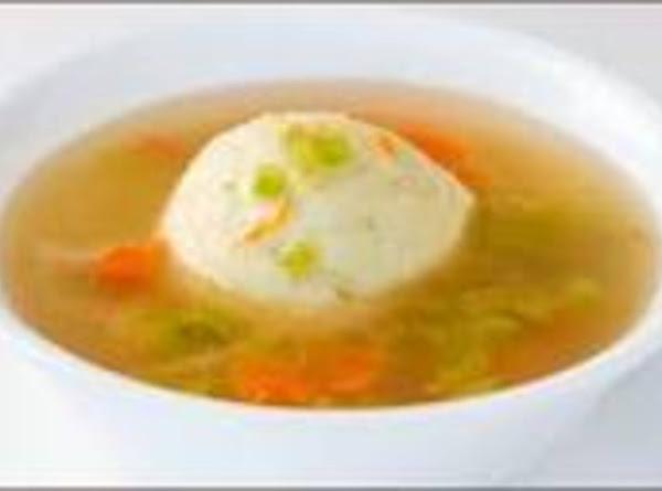 Knaidlach (matzo Balls) Recipe