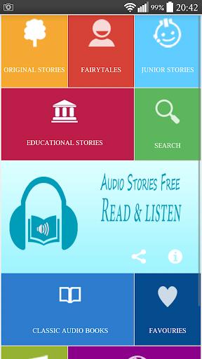 Audio Stories Free