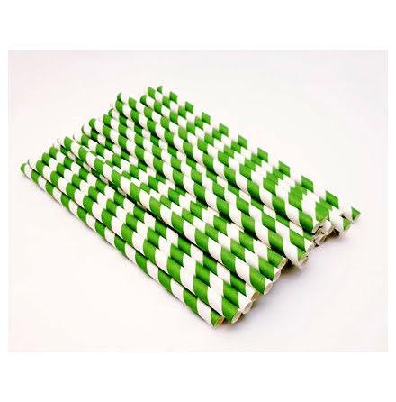 Papperssugrör Smoothie Bio-Premium 30-pack