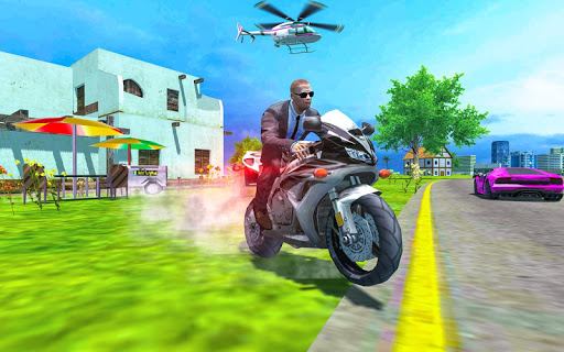 Police Motorbike Driver  screenshots 14